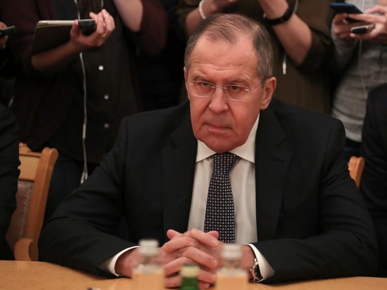 глава мид россии назвал заявления сша ирану добавляющими