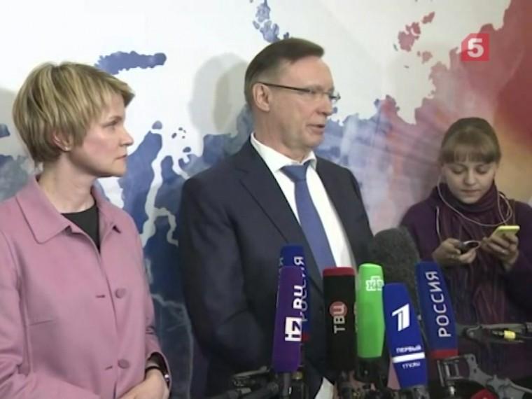 1,5миллиона подписей собрал штаб вподдержку кандидата Путина
