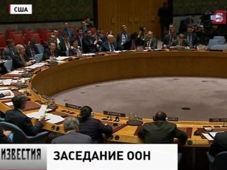 Москва предлагает создать новый независимый механизм ООН порасследованию химических атак вСирии