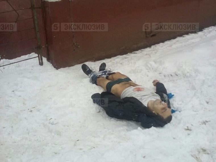 Пятый канал публикует фото убитого московскими полицейскими преступника
