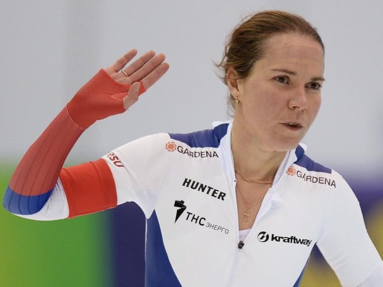 Конькобежка Ольга Граф отказалась отучастия вОлимпиаде-2018