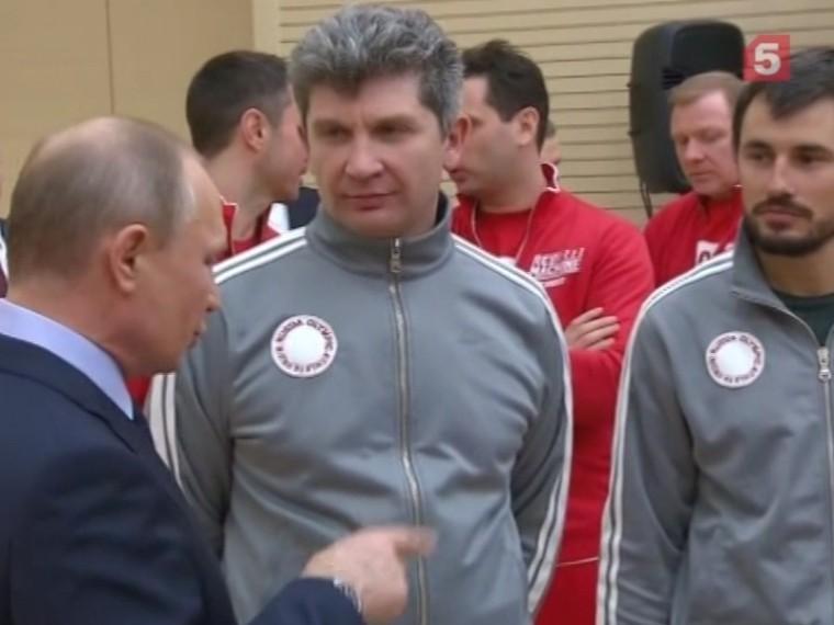 «Поработаем скаждым индивидуально»— Путин напомнил оборганизации соревнований для тех, кого МОК непозвал наОлимпиаду