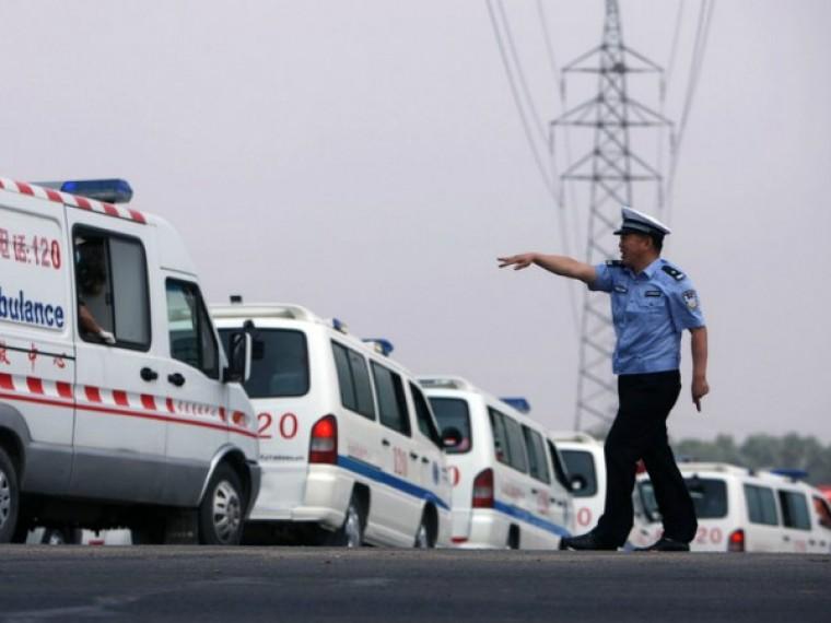 Девять человек погибли ототравления угарным газом назаводе наюге Китая