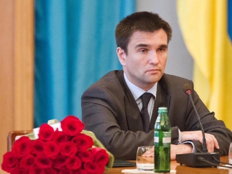 глава мид украины пугает европу расколом отмены антироссийских