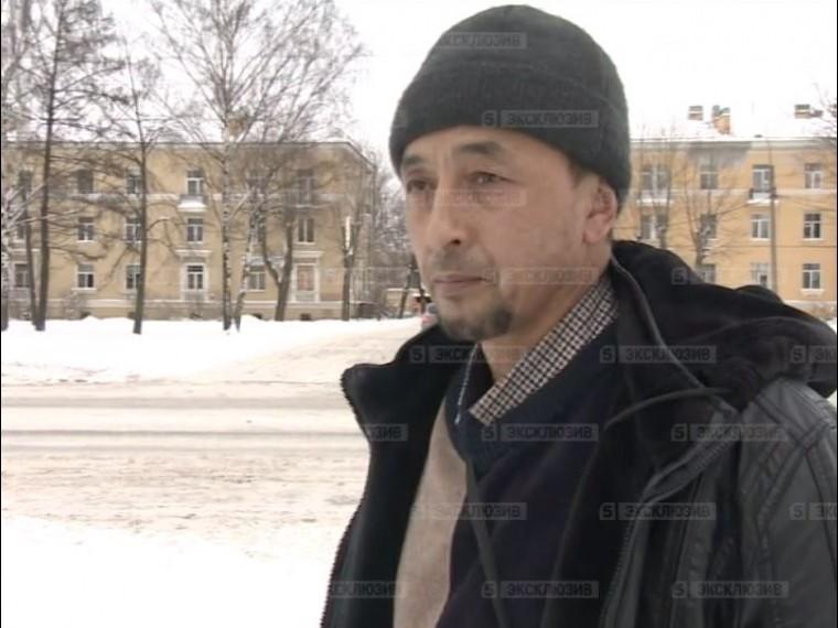 пятому каналу удалось побеседовать другом отца убитого киргизского
