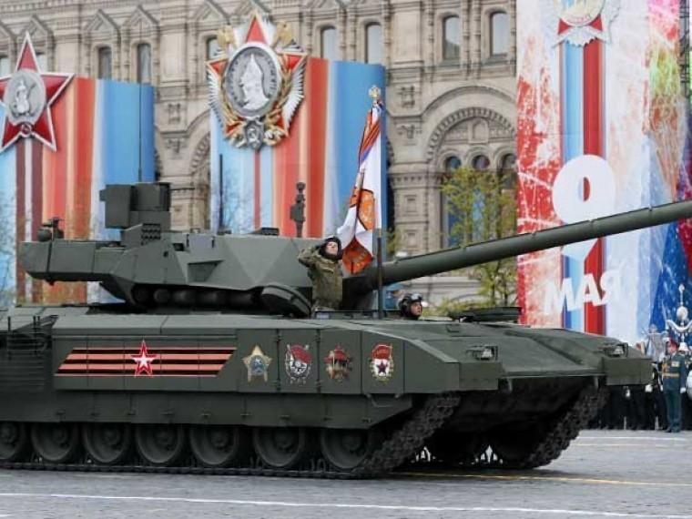 Европейское исследование: Вероятность войны сРоссией растёт