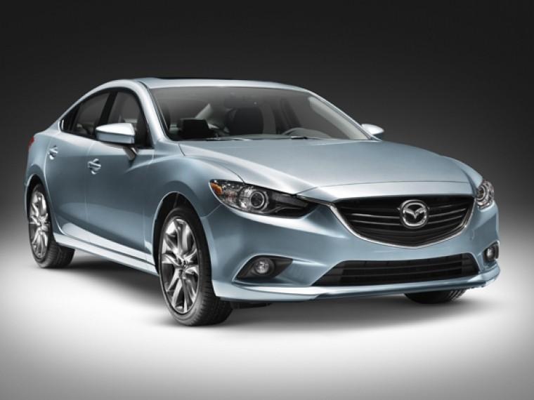 Mazda отзывает более 1700 автомобилей вРоссии из-за возможных проблем стормозами