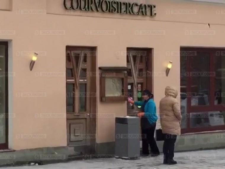 дрались по-взрослому трое сотрудник кафе жестокой ночной