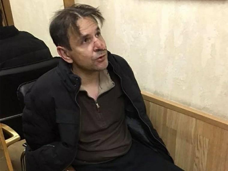 напавшему журналистку фельгенгауэр предъявлено окончательное обвинение