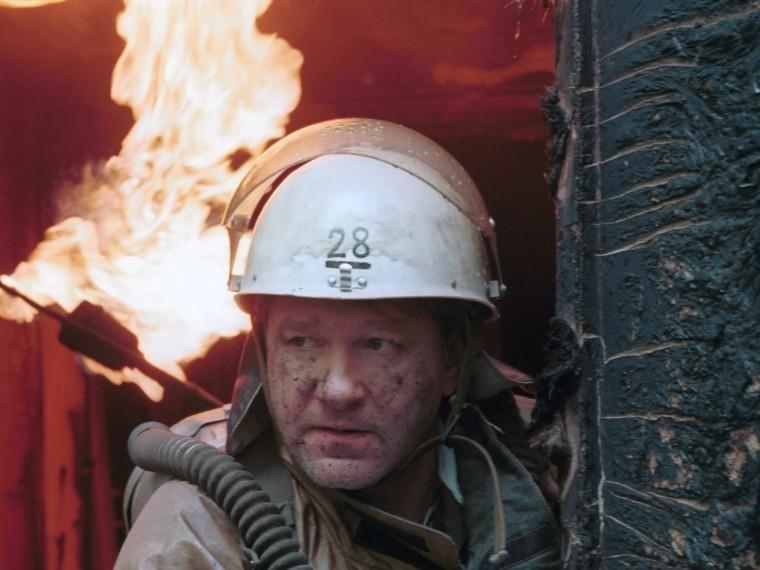 11 человек пострадали врезультате пожара вжилом доме вСамаре