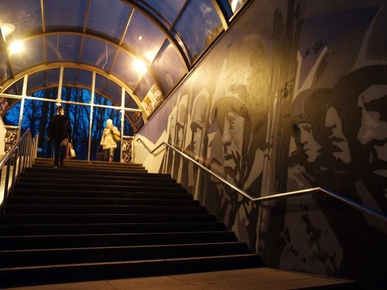 Насмертельно опасном участке вПетербургепоявится подземный переход