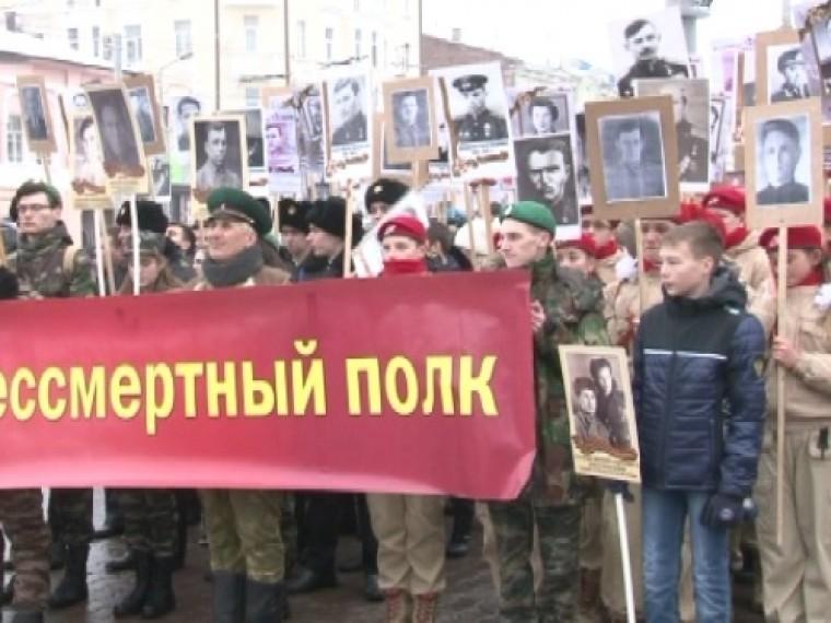 Видео: Ростов-на Дону отметил годовщину освобождения отнемецко-фашистских захватчиков