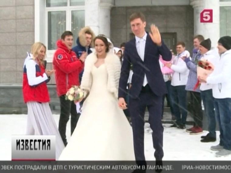 НаОлимпиаду через ЗАГСотправится россиянин Семён Денщиков