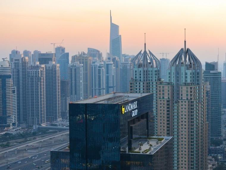 ВДубае появится автономное воздушное такси