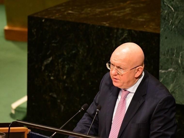 Небензя нашёл взаявлениях постпреда США при ООН симпатиикРоссии
