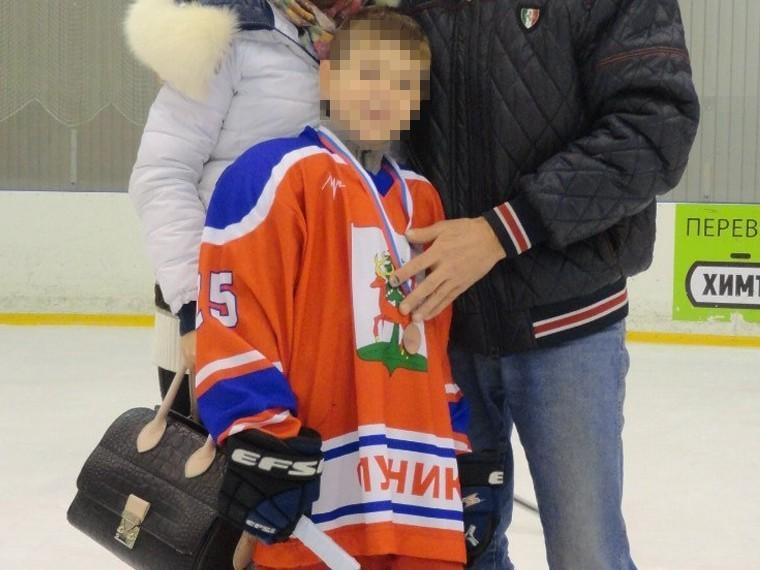 глаза отключены тренер убитого шайбой 11-летнего хоккеиста ельца