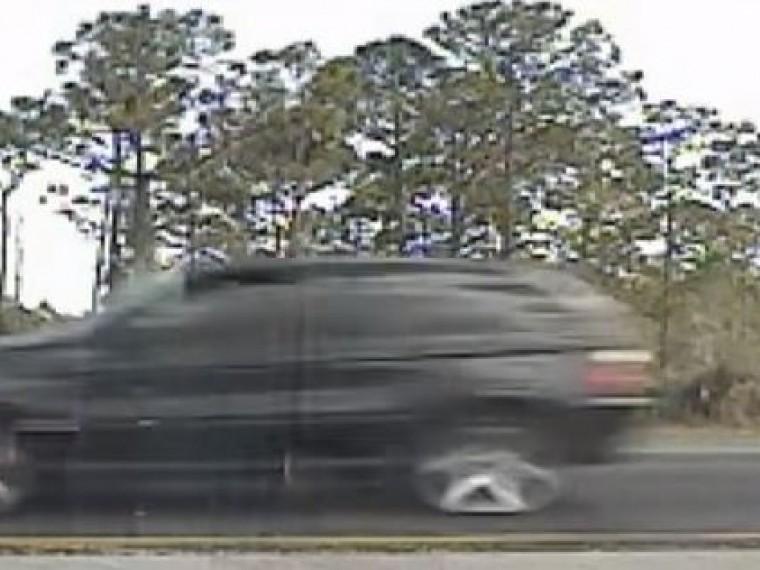 Кадры погони: Обезумевший BMW X5 полицейские смогли остановить только стретьего раза