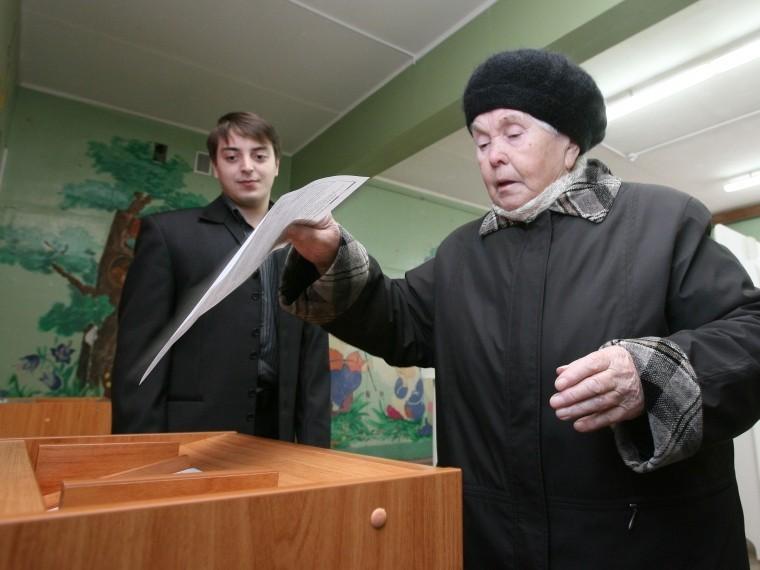 ДНР иЛНРсмогут проголосовать нароссийских президентских выборах