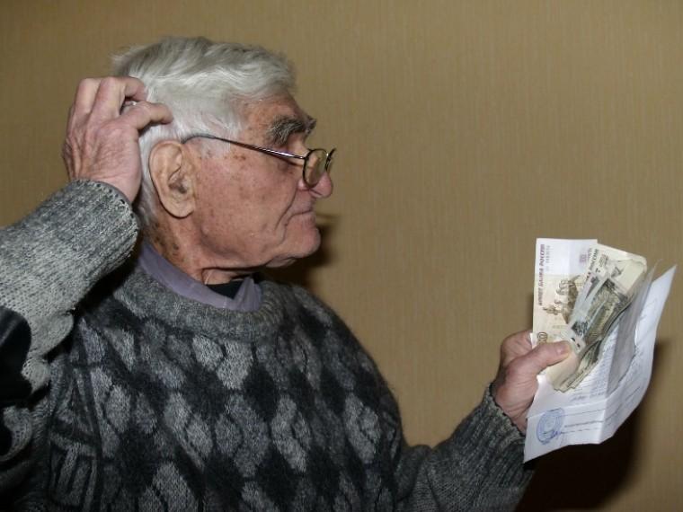Вправительстве хотят повысить пенсии до25 тысяч рублей