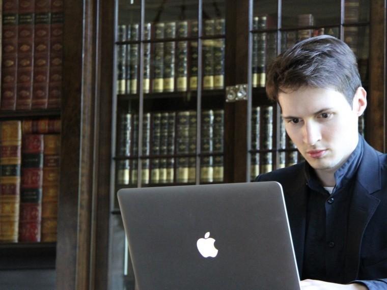 Forbes включил Павла Дурова всписок долларовых миллиардеров