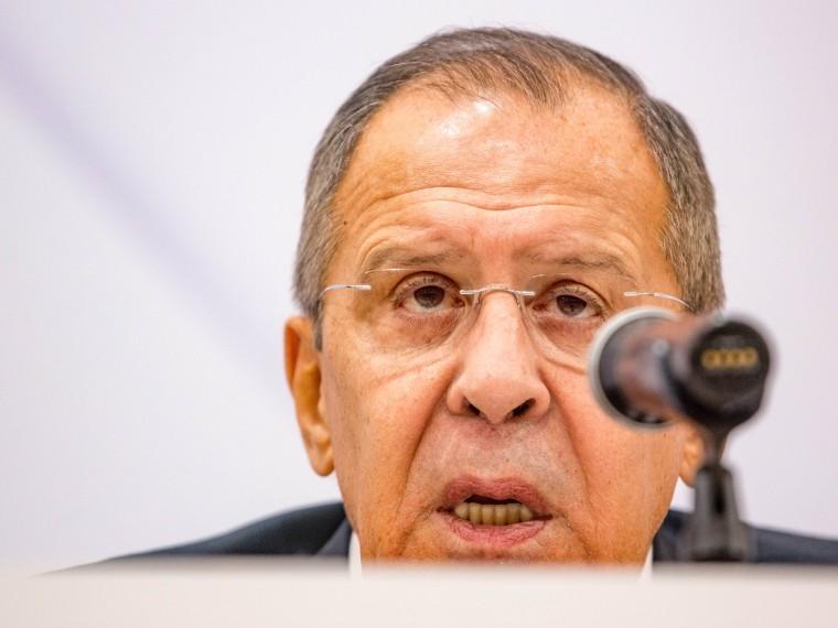 Лавров: Запад раздражён действиями Киева