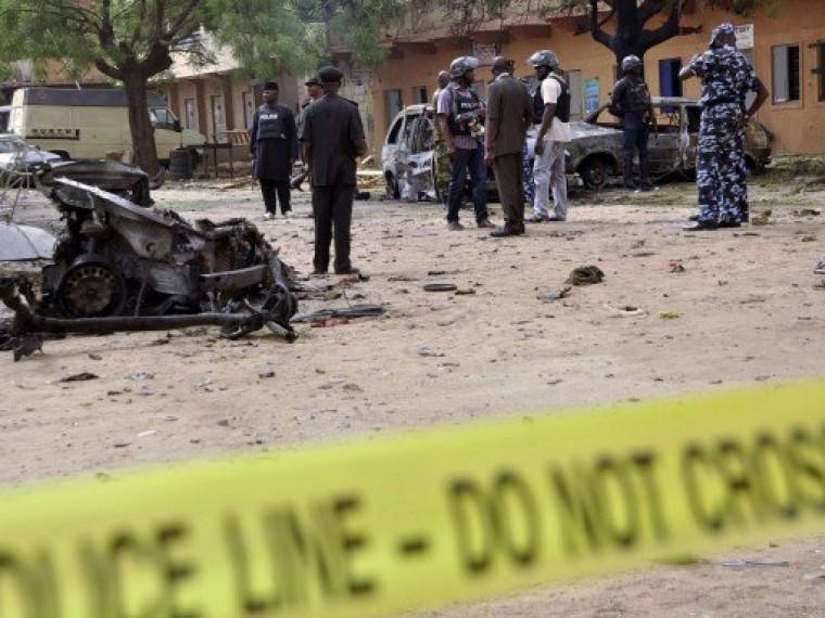 ВНигерии 22 человека погибли при нападении террористов-смертников нарынок