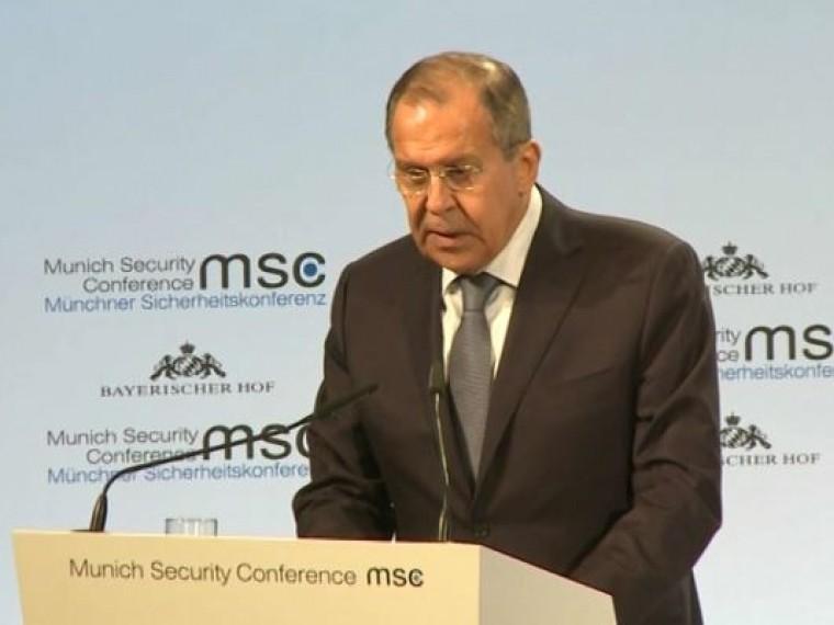 Лавров: Заявления ороссийской угрозе— иррациональный миф