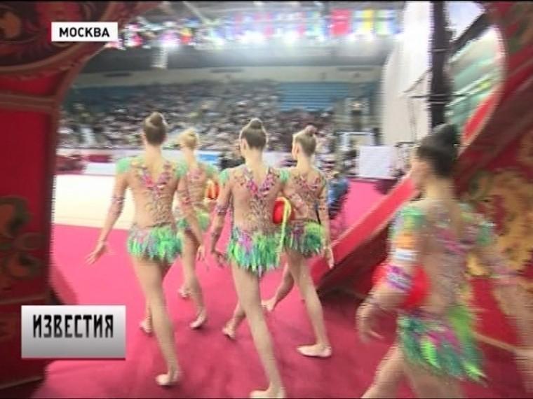 Международный турнир «Гран-при Москва— 2018» стартовал встолице