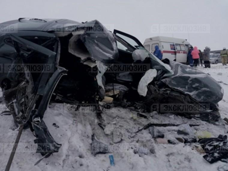 страшном дтп маршруткой легковым автомобилем оренбургской области погибла
