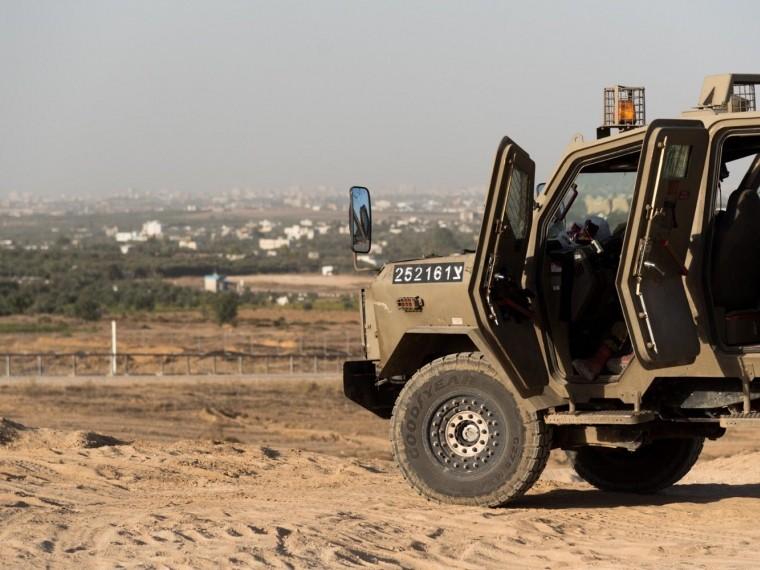 Израиль ответил авиаударом посектору Газа