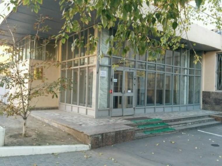 СМИ: горит административное здание СКвцентре Москвы