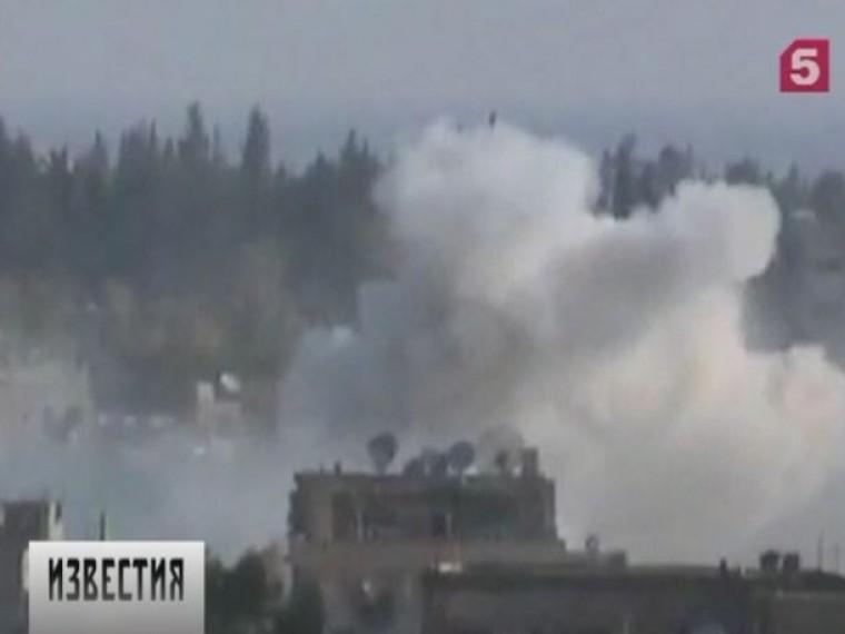 Российский Центр попримирению враждующих сторон вСирии попал под минометный обстрел