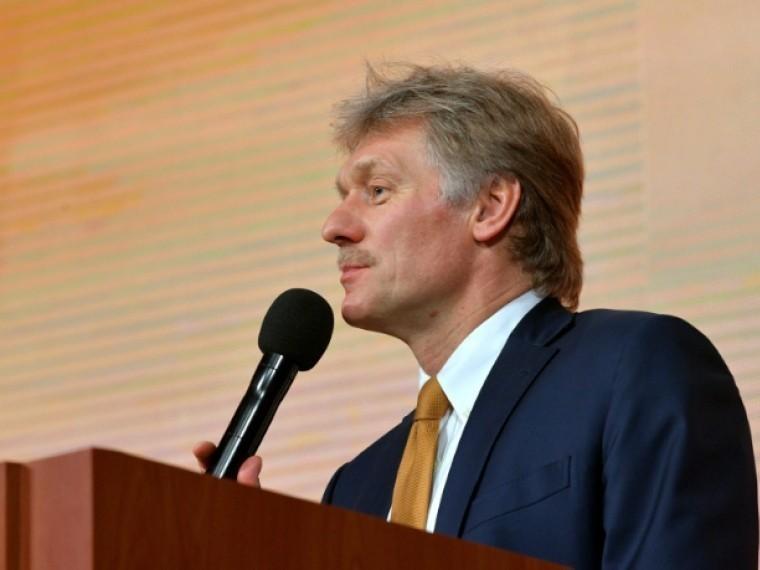 ВКремле осудили попытки связать Москву соскандалом вЛатвии
