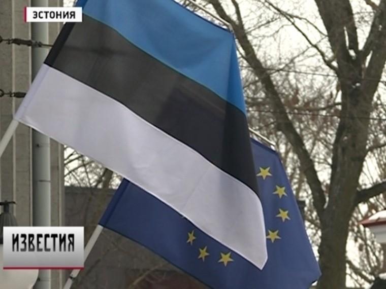 Эстония отмечает столетие независимости