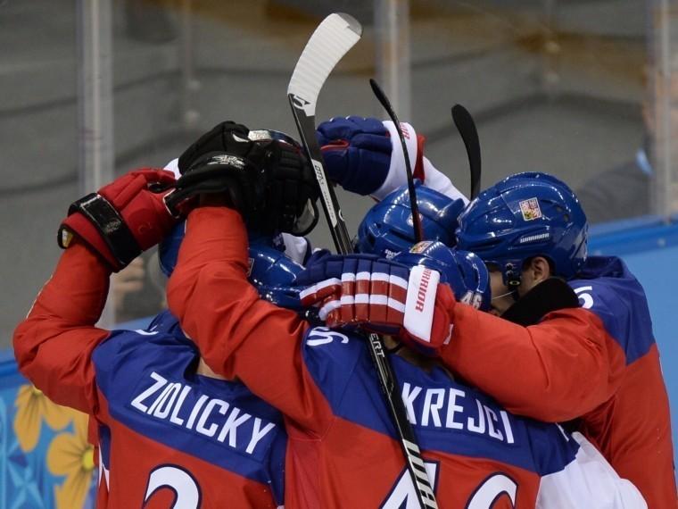 Россиянам запретили снимать тренировку чешских хоккеистов
