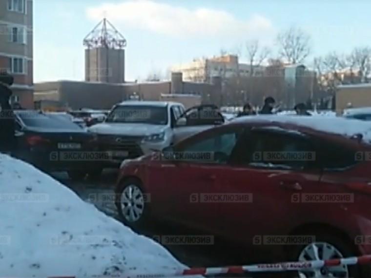 Пятый канал публикует имя бизнесмена, вкоторого стреляли наюге Москвы