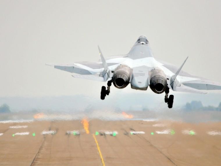 Совет Федерации непроинформировали опоявлении Су-57 вСирии