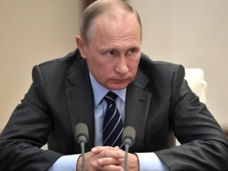 «Действуют смело, решительно, мужественно»— Путин поблагодарил военных, которые участвовали воперации вСирии