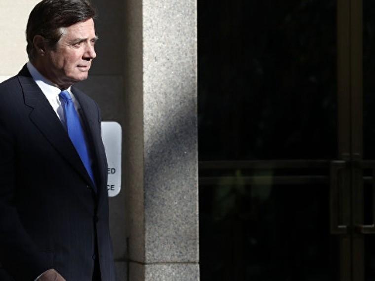 Экс-глава штаба Трампа Манафорт отрицает свою причастность кзаговору против США
