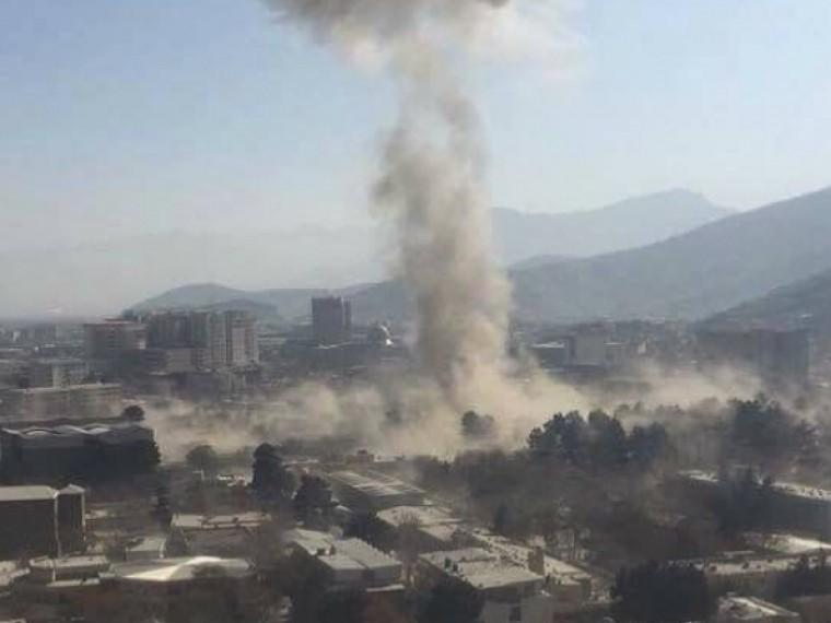 Шесть человек раненыврезультате взрыва вКабуле