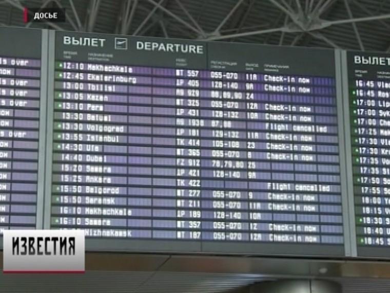 Вмосковском аэропорту Шереметьево задержали разъяренного авиадебошира.