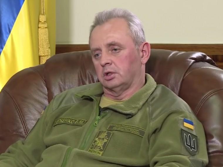 «Мыдолжны быть готовы кширокомасштабной агрессии России»— глава ВСУ