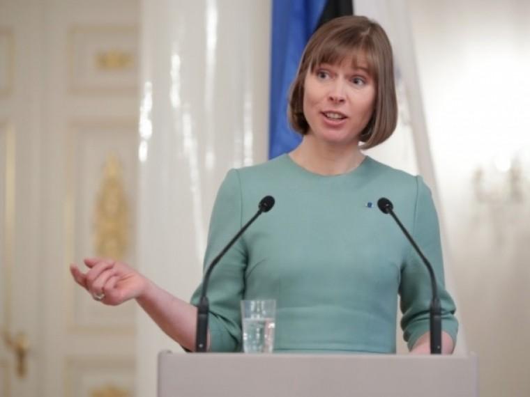 «Сложный сосед»— президент Эстонии оценила отношения сРоссией