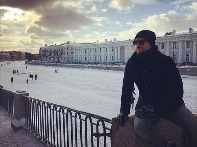 Сергею Лазареву неудалось тайно прогуляться поСанкт-Петербургу