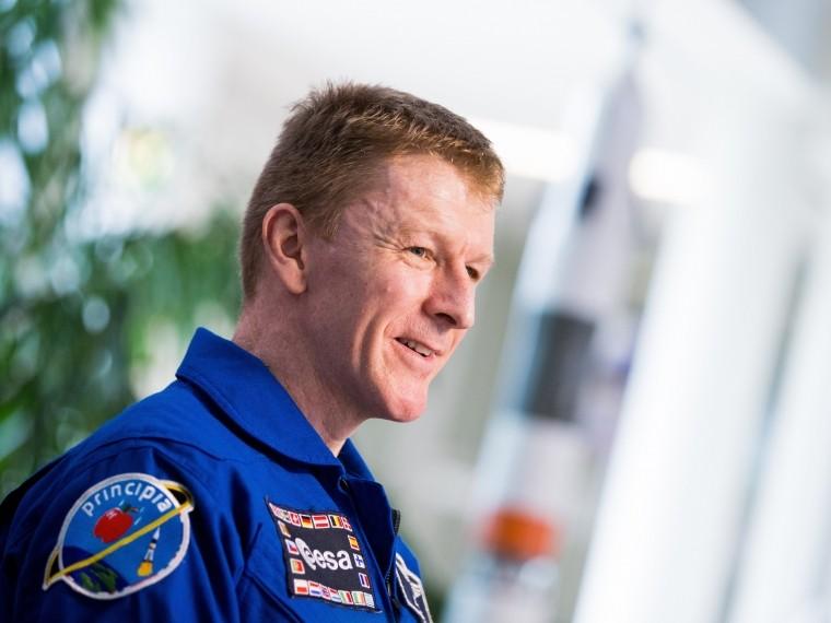 Британский астронавт поведал, когда земляне покорят Марс