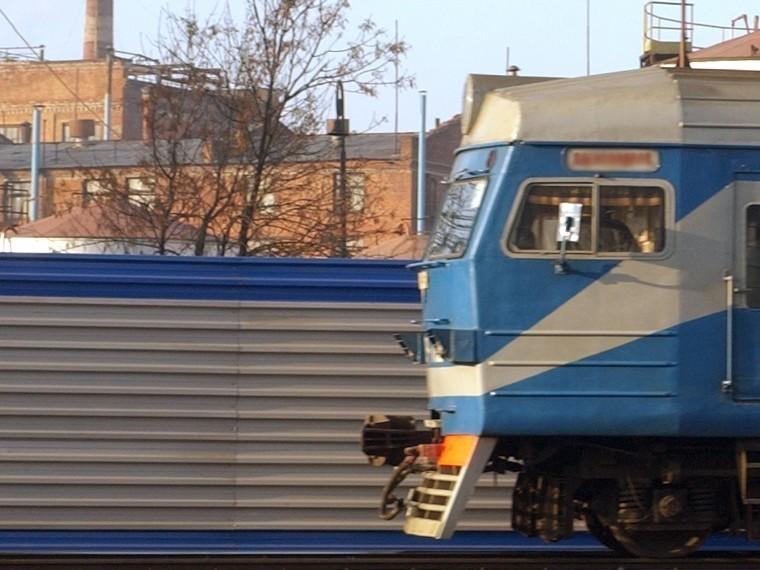 раменском районе подмосковья поезд насмерть сбил двоих