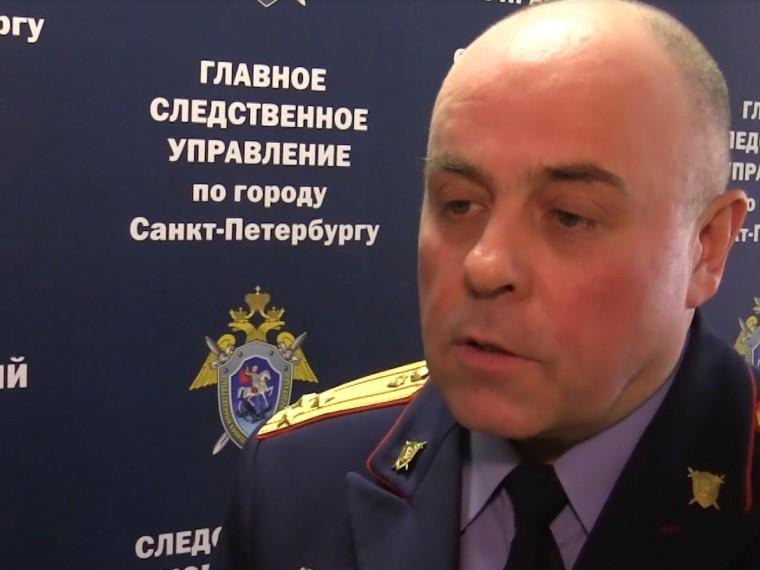 следственном комитете раскрыли подробности похищения предпринимателя петербурге