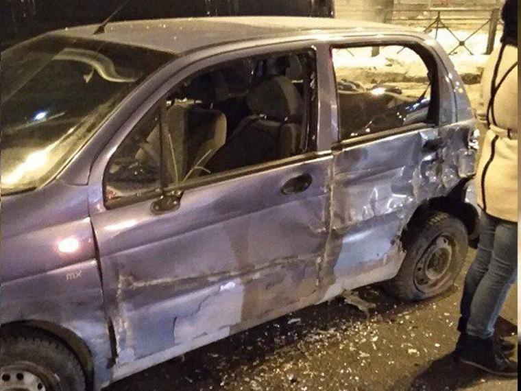 Предполагаемый виновник массового ДТП вПетербурге опубликовал свое фото после аварии ипопросил прощения