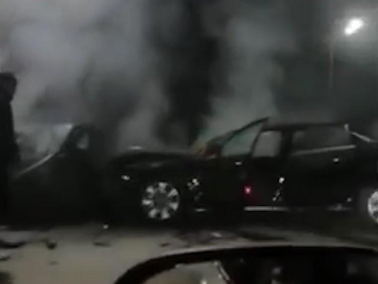 дтп автомобилем депутата госсовета татарстана погибла девушка