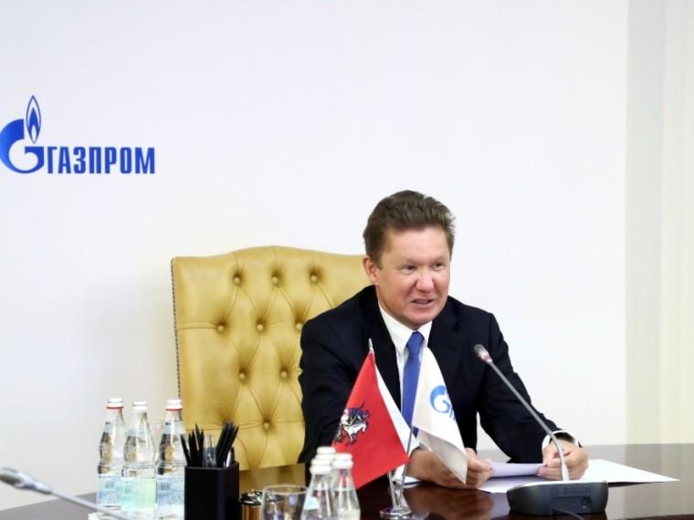газпром направил официальное уведомление нафтогазу начале расторжения контрактов